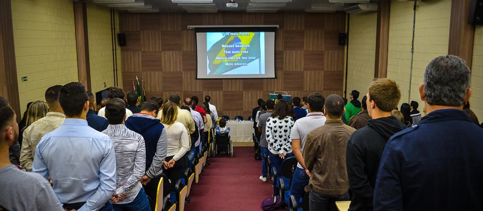 UniFAJ recebe Presidente do Tribunal Regional Federal