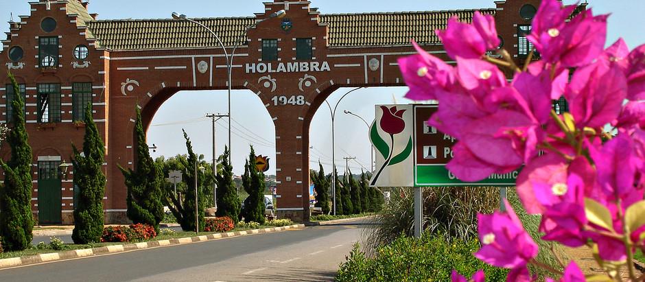 Holambra marcará presença em um dos maiores eventos de turismo do Brasil