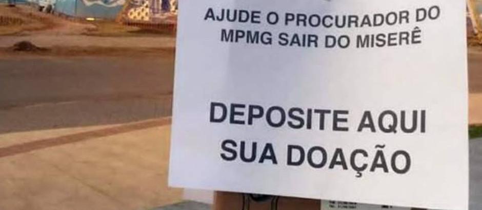 """""""Miserê"""" de R$ 24 mil para o procurador"""