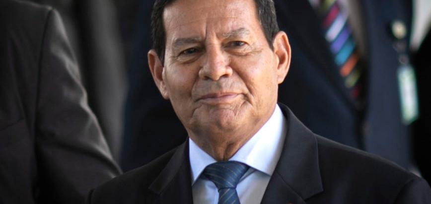 Vice-presidente general Hamilton Mourão fará palestra aberta em Engenheiro Coelho (SP)