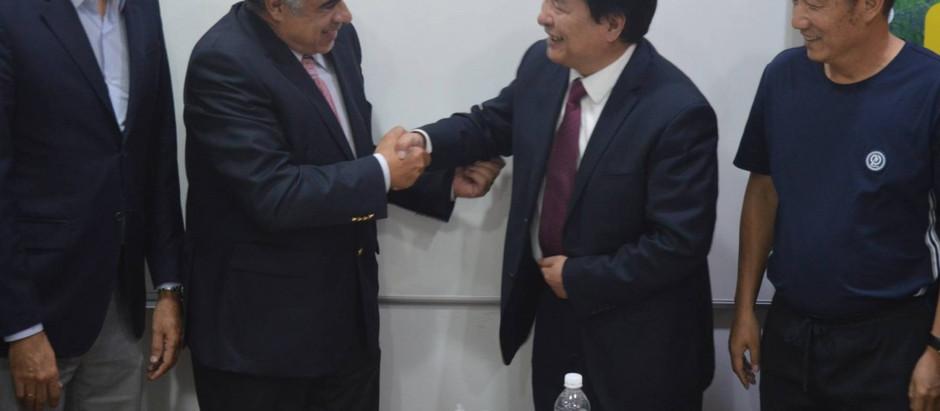 Parceria entre UniFAJ, Prefeitura de Jaguariúna e governo da China traz investimento inédito ao muni