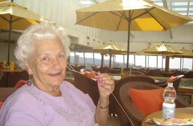 Histórias da dona Ilda:A velhinha do cruzeiro marítimo