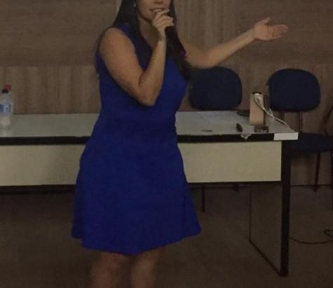 Professora da UniFAJ recebe moção de congratulação da Câmara de Pedreira