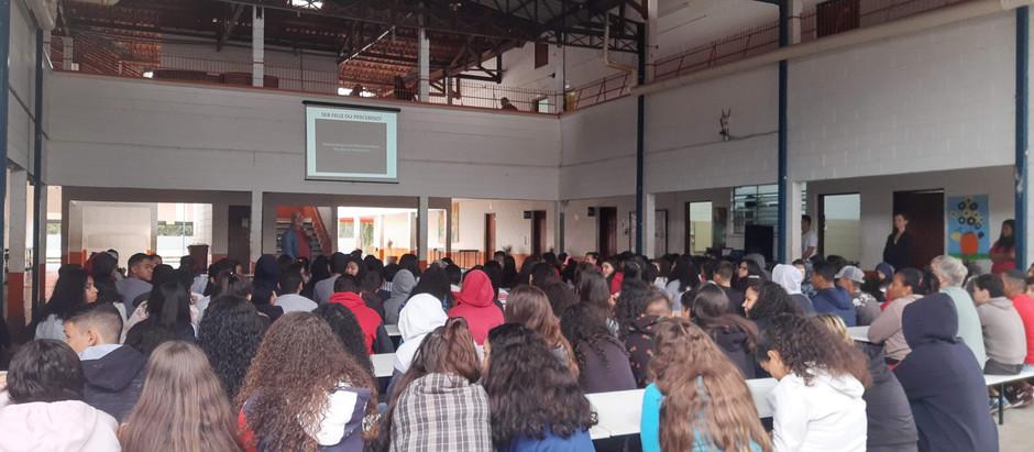 Renomado palestrante realiza projeto social com moradores de Holambra