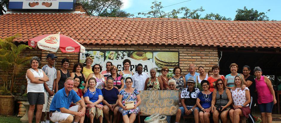 Grupo Reviver de Holambra celebra mês do idoso com programação especial