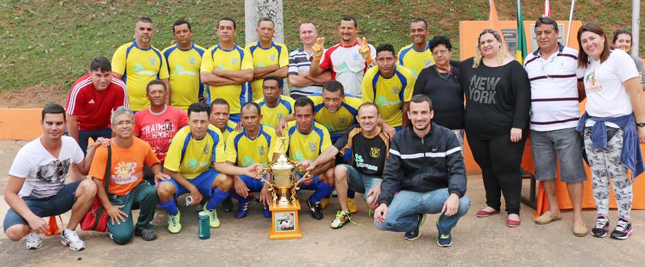 Copa Lebrão de Futebol Master começa nesta sexta em Holambra
