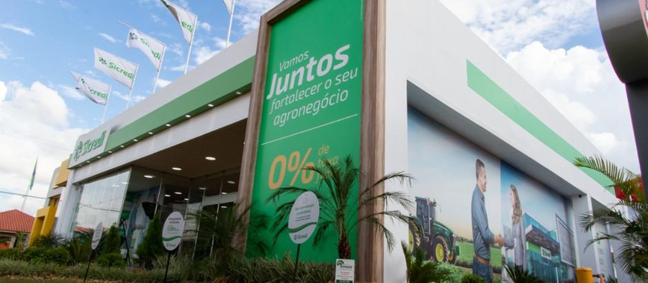 Show Rural Coopavel: Sicredi disponibiliza meio bilhão de reais em crédito