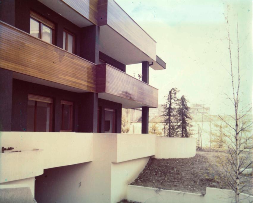 Monza. Appartamenti