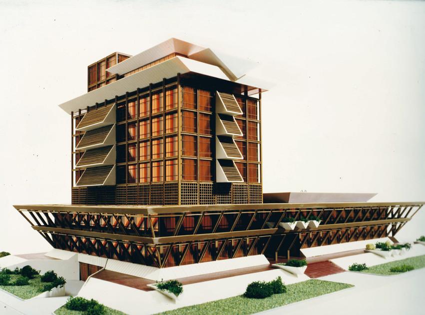Libya. Palazzo governativo