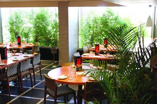 Restaurant 1st floor