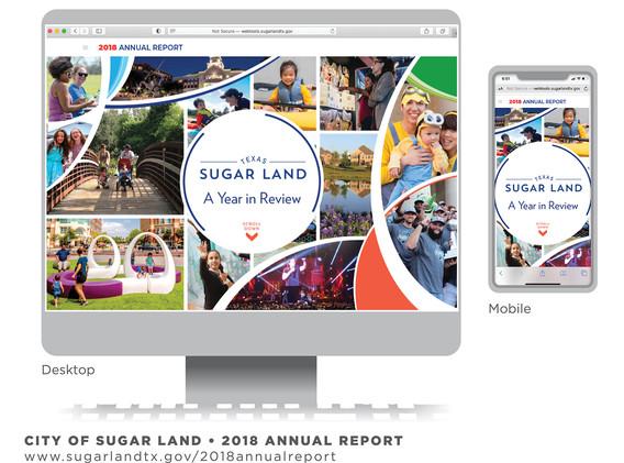 2018 Sugar Land Annual Report