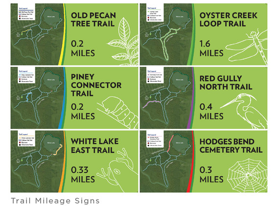 Trail Signs - Art File