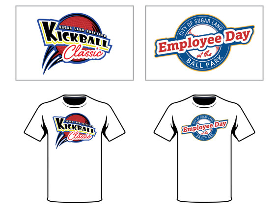 Kickball Classic + Employee at the Ballpark