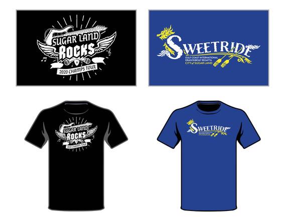 Sugar Land Rocks + SweetrIde