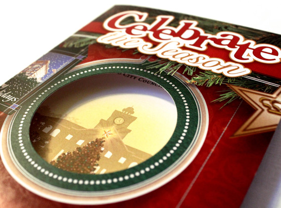 Celebrate the Season - Cover Detail