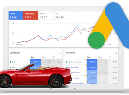 How We Used Google Ads to Increase Sales by over 257% for a Car Dealership in Orlando, FL.