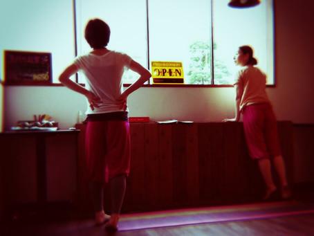 Rinn's Yoga スタート