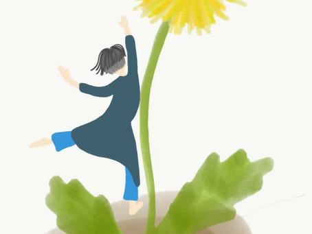 のびやかに、春