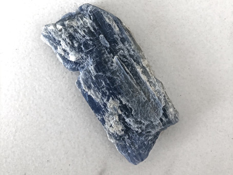 How to Work With Your Blue Kyanite Crystal