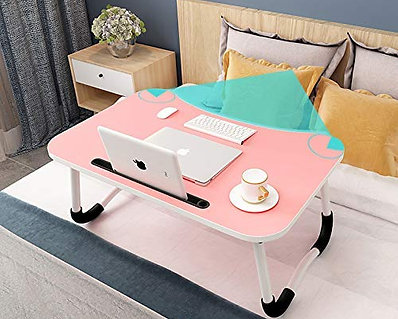 BED TABLE PINK