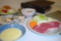 おおきな木_宿泊者_夕食一例