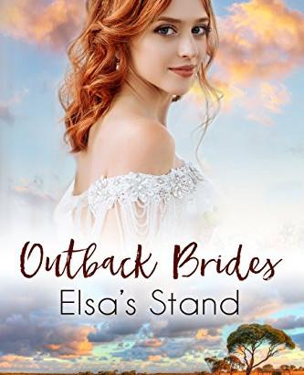 ELSA - a sassy Outback Bride