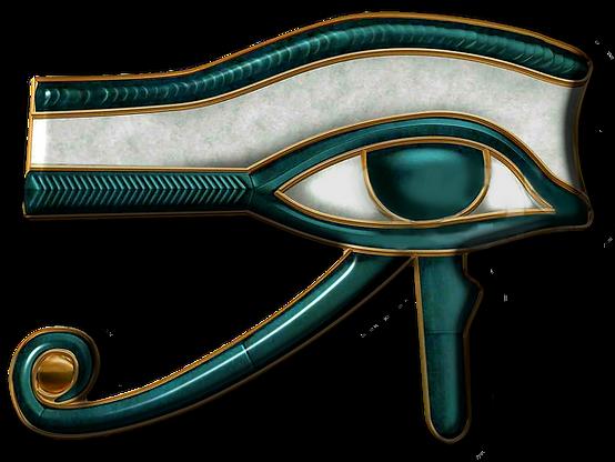 eye of horus - Ancient Egypt - Neter - B