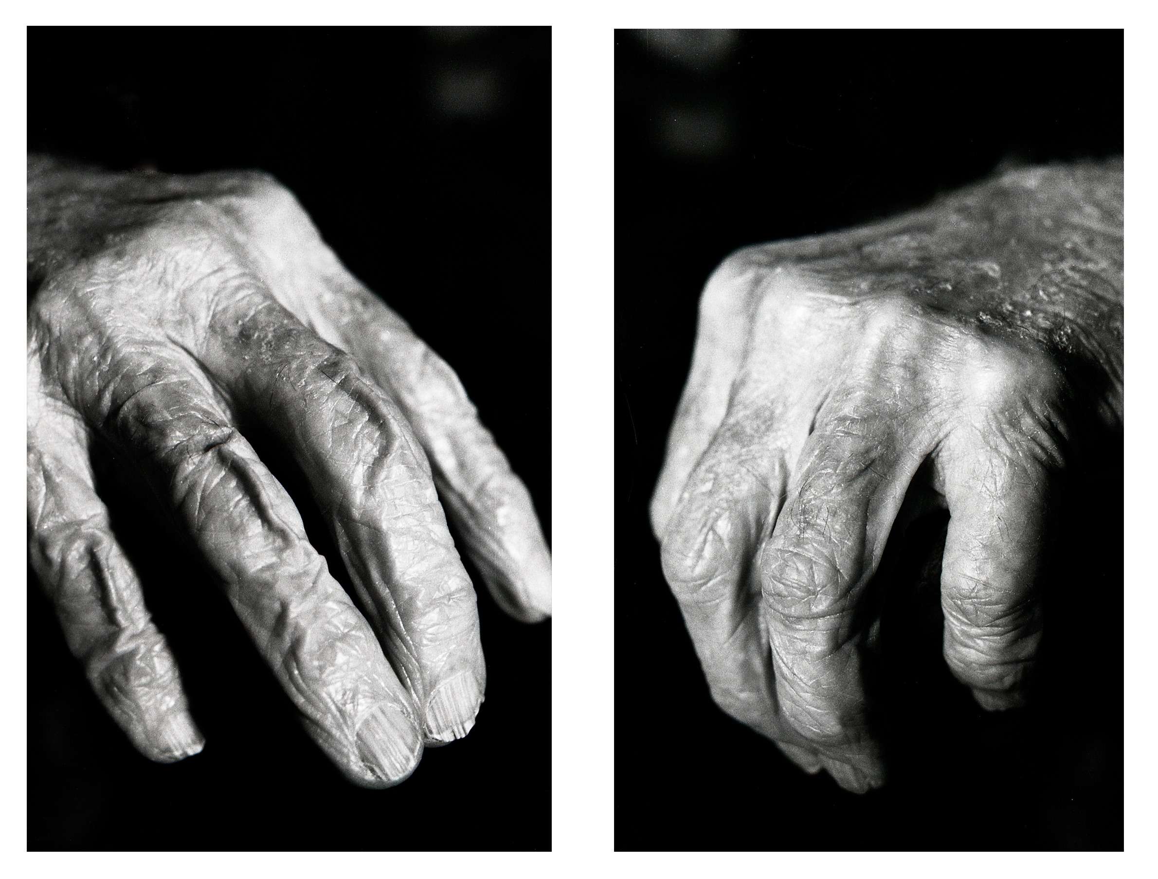 Grandfather's Hands