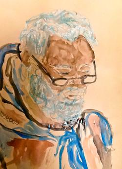 Portrait of Moshood