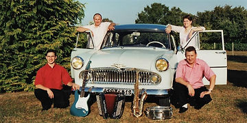 en 2003 avec Stéphane Desbois et Jacky Garsault