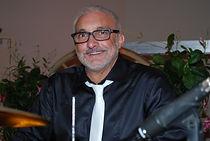 Didier Barataud à la batterie