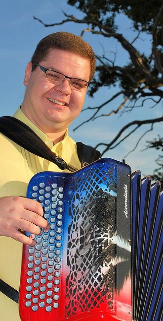 Samuel Hidier / accordéoniste