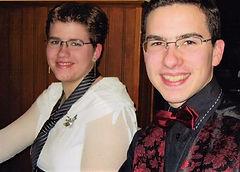 le frère et la soeur au Chatelet en 2005