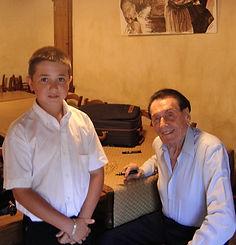 avec André Verchuren