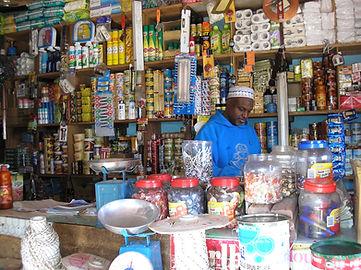 la boutique chez Dialo