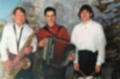 Jean Garsault, Dominique et Stéphanie en 2001