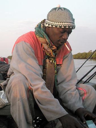 notre ami 100 kg ( le pêcheur )