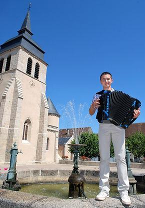 à Orsennes en 2013