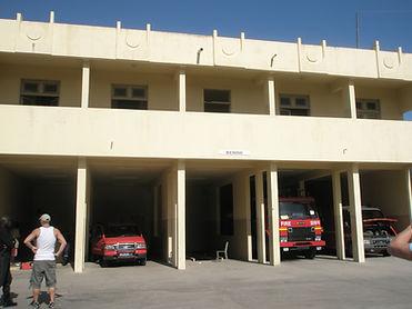 le Cap Skirring / les pompiers