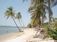 plage de Casamance