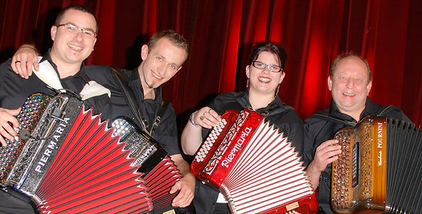 l' orchestre Dominique et Stéphanie Floquet