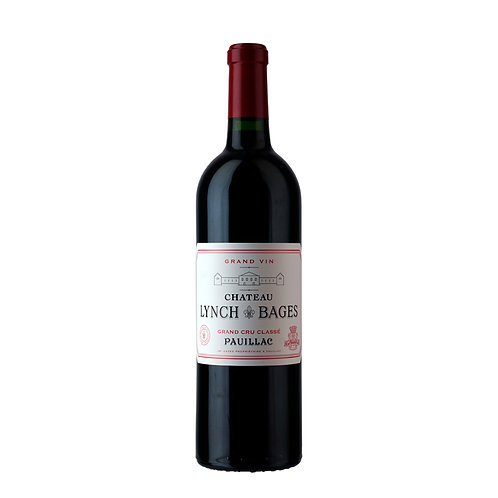 FR619	Chateau Lynch Bages 2017 75cl