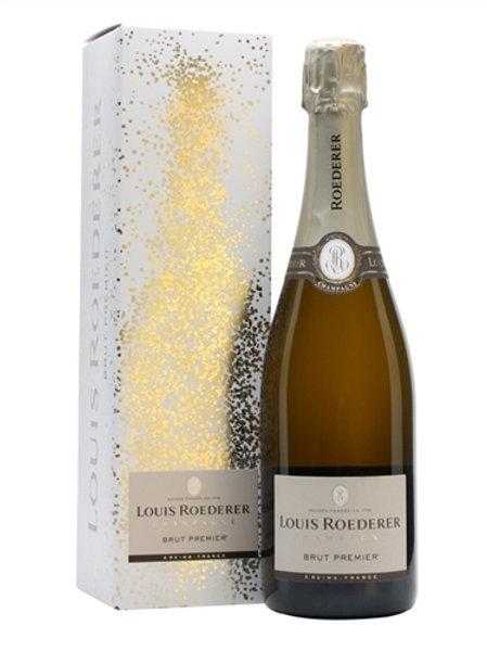 FW077 Champagne Louis Roederer Brut Premier N.V (
