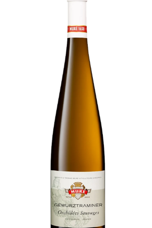 FW098 Gewurztraminer 2017 Orchidées Sauvages - screw caps - Bio