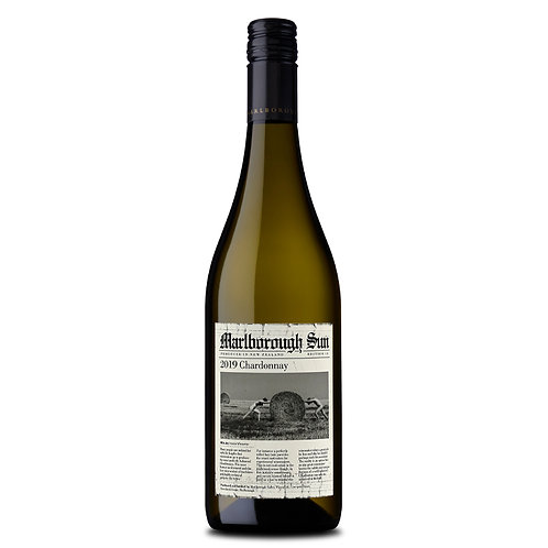 NW011Marlborough Sun 2019 Chardonnay