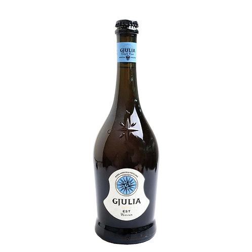 IW109GJULIA Birra artigianale Friulana - EST Weizen 750ml 6%