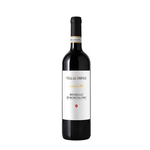 IR083 Villa al Cortile Brunello di Montalcino DOCG 2015