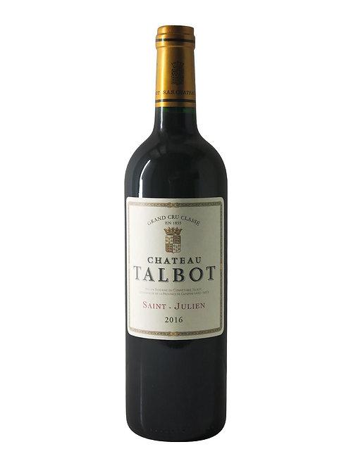 FR693Château Talbot 2016 SAINT-JULIEN