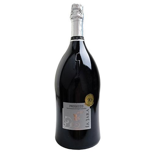 IW106La Jara Prosecco DOC Brut 1999|2019 Celebratory Edition Gift Box 1.5L