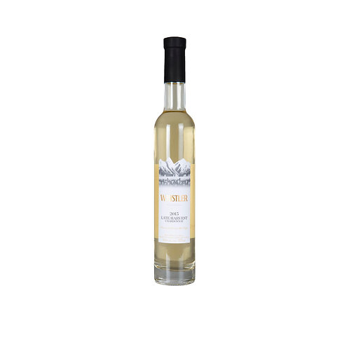 CAW005 Whistler Chardonnay late harvest 2015 惠斯勒晚摘甜酒 (獨立盒裝)